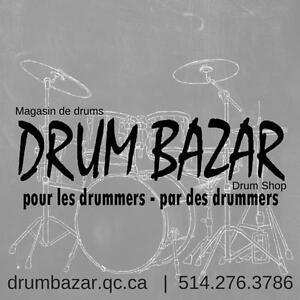 Cours d'essai gratuit! de drum, guitare, ukulélé et basse