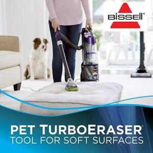 NEW BISSELL UPRIGHT BAGLESS VACUUM 20431 211615716 Powerglide Lift Off Pet Plus 2 IN 1