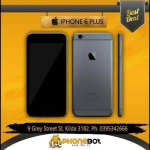 iPhone 6 plus 64 GB @PhoneBot St Kilda Port Phillip Preview