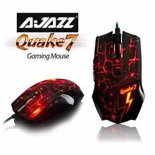 Ajazz Quake 7 Professional 8 buttons Custom Gaming Mouse 750-2400 Point Cook Wyndham Area Preview