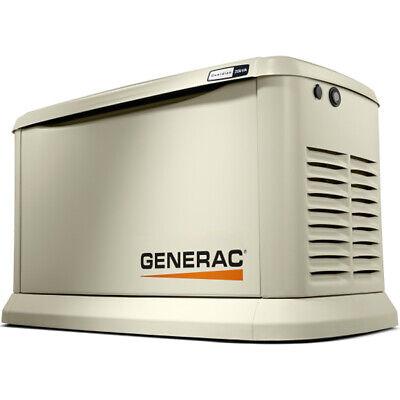 Generac Guardianreg 20kw Aluminum Standby Generator W Wi-fi 120208v 3-ph...