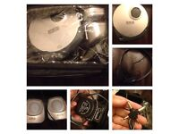 Bush signature personal CD player and accessories