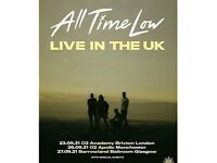 ALL TIME LOW TICKETS