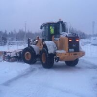 SNOW PLOW SERVICE ( Port Hawkesbury )