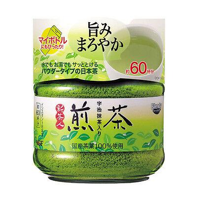 AGF Blendy Sencha Green Tea w/ Uji Matcha Instant Beverage 48g Made in Japan F/S