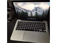 13 inch Mac book pro