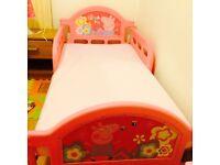 Pepa pig bed