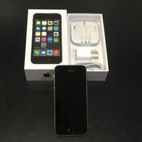 iPhone 5S 64Gb Space Gray IMPECCABLE - Apple Care+ & case