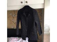 Barbour coat medium
