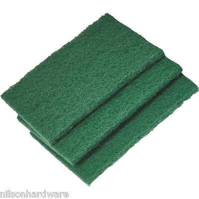 6 Pk Libman 7 X 4 Heavy-duty Grill Metal Stove Burner Scouring Pads 3pk 66