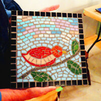 Make A Garden Mosaic! Starts July 11th
