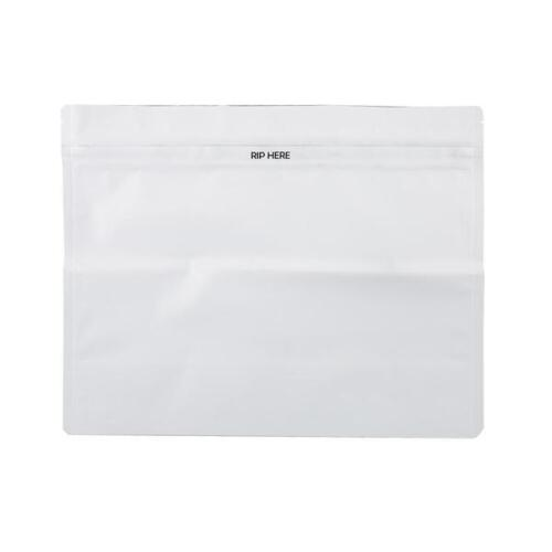 Grip N Rip Mylar Exit Bags | White | 300 count