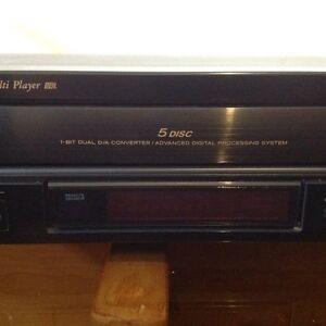 Lecteur CD TEAK PD 2410