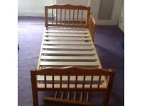 Kids bed. Age 2-5 years.