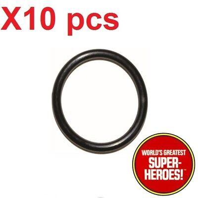 Mego Type 2 Body Rubber Band Elastic Kit (10 pcs) WGSH POTA Custom Parts Lot