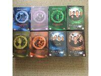 Stargate sg1 season 1 - 8