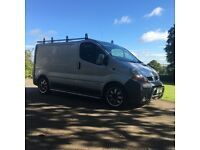 Renault trafic 2.5dci 140