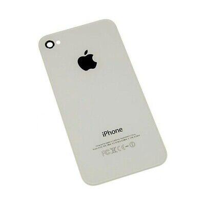 Tapa Trasera iphone 4 blanca 100% Original Nuevo