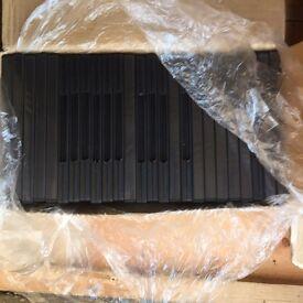BOX EMPTY DVD CASES