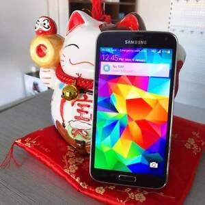 EXCELLENT condition Samsung S5 16GB UNLOCKED AU MODEL Nerang Gold Coast West Preview