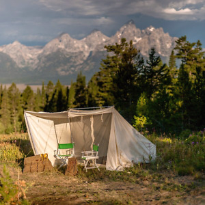 """Campfire Tent by """"Horizons Unlimited"""""""