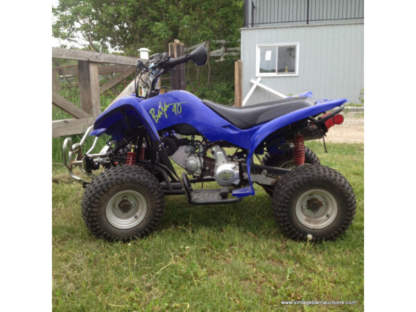 Used 2005 Other BAJA 90 CC