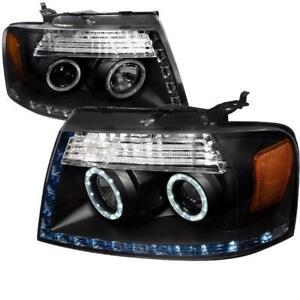 2004-2008 FORD F150 Ford F150 R8 Projector Headlight