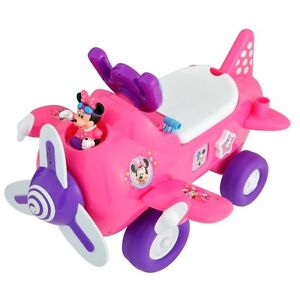 Minnie Airplane Car