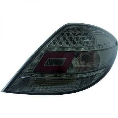 Rückleuchten Set für Mercedes SLK R171 04-11 LED Klarglas/Schwarz