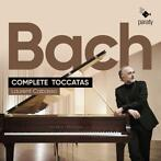 cd - laurent cabasso  - BACH COMPLETE TOCCATAS (pre-order)