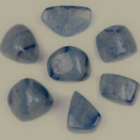 Blue Aventurine tumbled stones - $5 Each