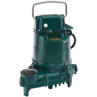 Zoeller E53-0004 - 310 Hp Cast Iron Submersible Sump Effluent Pump Non-au...