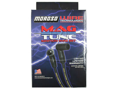 MADE IN USA Moroso Mag-Tune Spark Plug Wires Custom Fit Ignition Wire Set 9153M