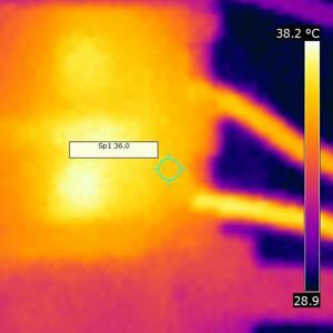 Professional Home Inspection Services - Thermal Imaging.