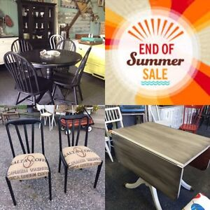 IKEA 5 PC dining set $207! And more!!
