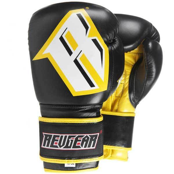 Lockdown Black White Lace Boxing Gloves Fight Sparring Muay Thai Kickboxing 12oz