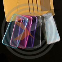 Galaxy S6, S6 Edge and HTC M9 Ultra Thin Soft Silicone TPU Case