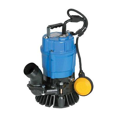 Tsurumi Hsz2.4s-62 - 53 Gpm 2 Submersible Trash Pump W Float Switch