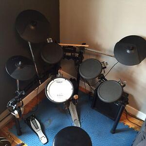 Drum électronique Roland TD-4