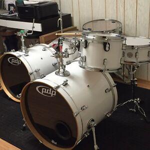 Pdp concept maple drum kit