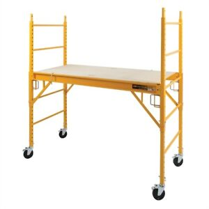 2- MetalTech 6-ft x 74-in x 30-in Scaffold / Outrigger -NEW