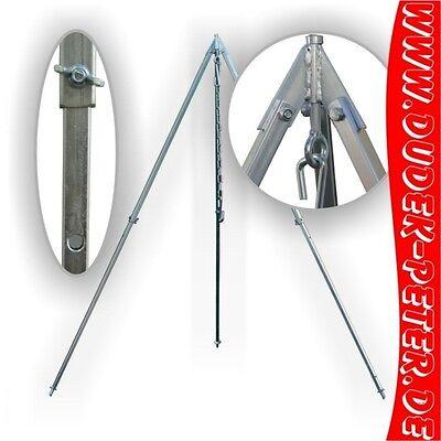 Dreibein für Gulaschkessel (1,60 m Höhe)!