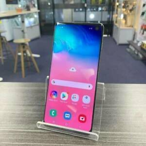 Galaxy S10 128G White Good Condition Warranty Invoice AU Unlocked