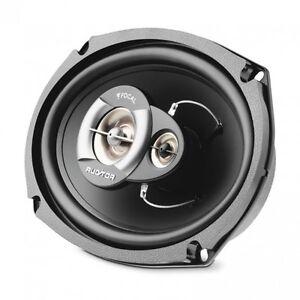 "Focal Performance 690C 6""x9"" 3-way speakers Brandnew"
