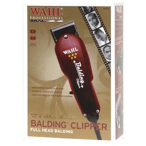 4cd89b3c5 Wahl Professional 5 Star Balding Clipper 8110 Barber for sale online ...