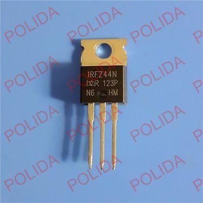 50pcs Mosfet Transistor Irirf To-220 Irfz44n Irfz44npbf