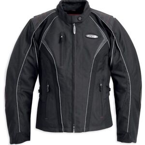 Harley Davidson Women's Nylon FXRG Functional Jacket 98368-12VW