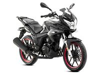 New Lexmoto ZSX-F 125cc Learner Legal Motorcycle, 2 Year Parts Warranty!