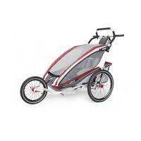 Chariot CX2 double et accessoires