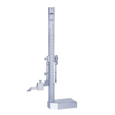 Insize Vernier Height Gauge 0-60-150mm Graduation .0010.02mm 1253-150
